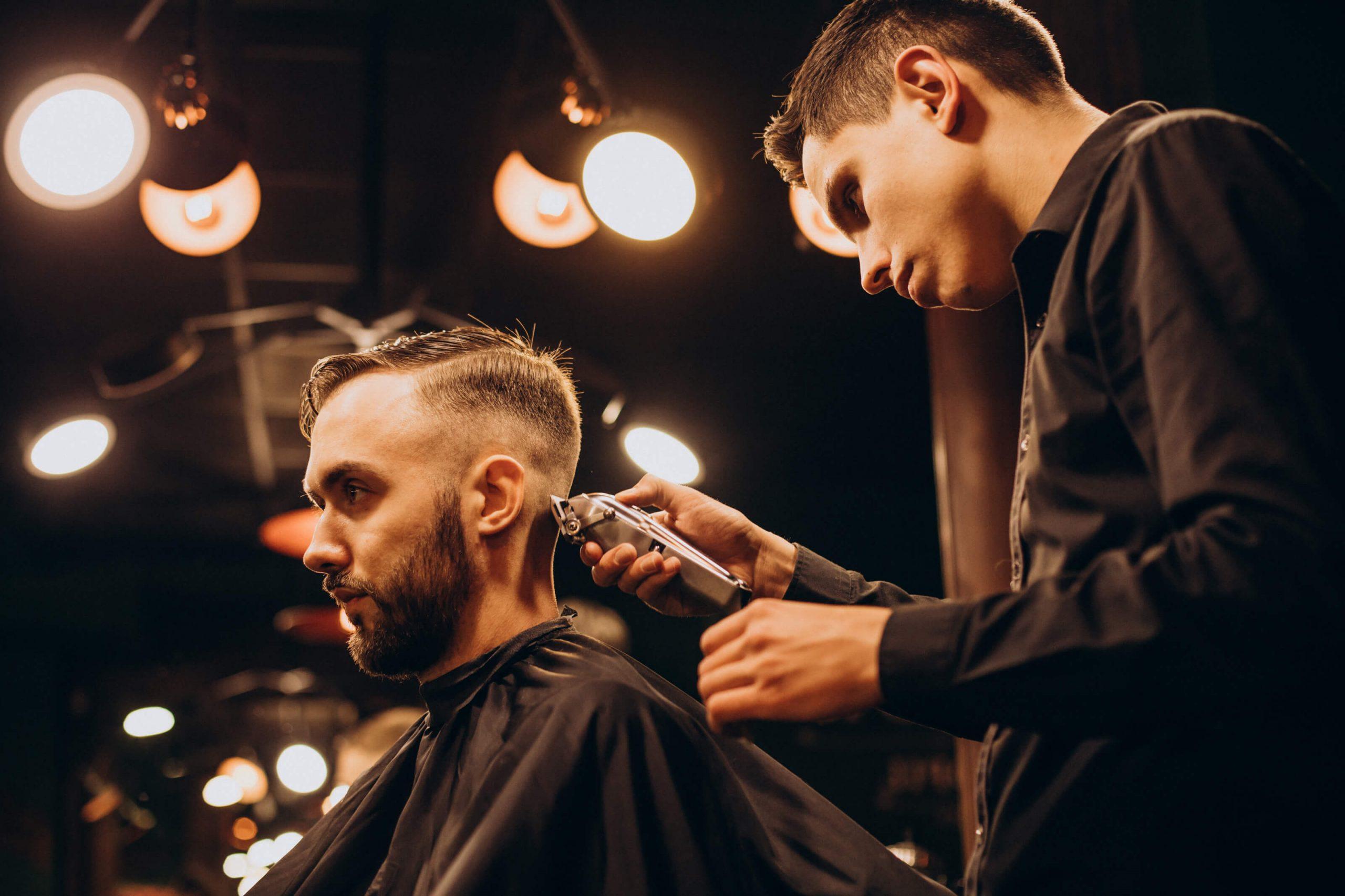 Medellin barbers